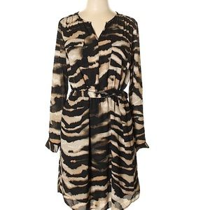 Mossimo Animal Print Dress